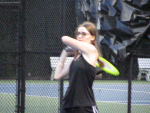 Girls Junior Varsity Tennis falls to Dreher 5 – 1