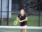 Girls Junior Varsity Tennis falls to AC Flora 4 – 3