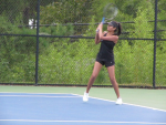 Girls Varsity Tennis beats Lugoff-Elgin 5 – 1