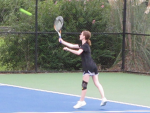 Girls Varsity Tennis falls to Dutch Fork 4 – 2