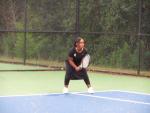 Girls Varsity Tennis falls to Chapin 5 – 1