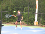 Girls Junior Varsity Tennis falls to Chapin 5 – 1