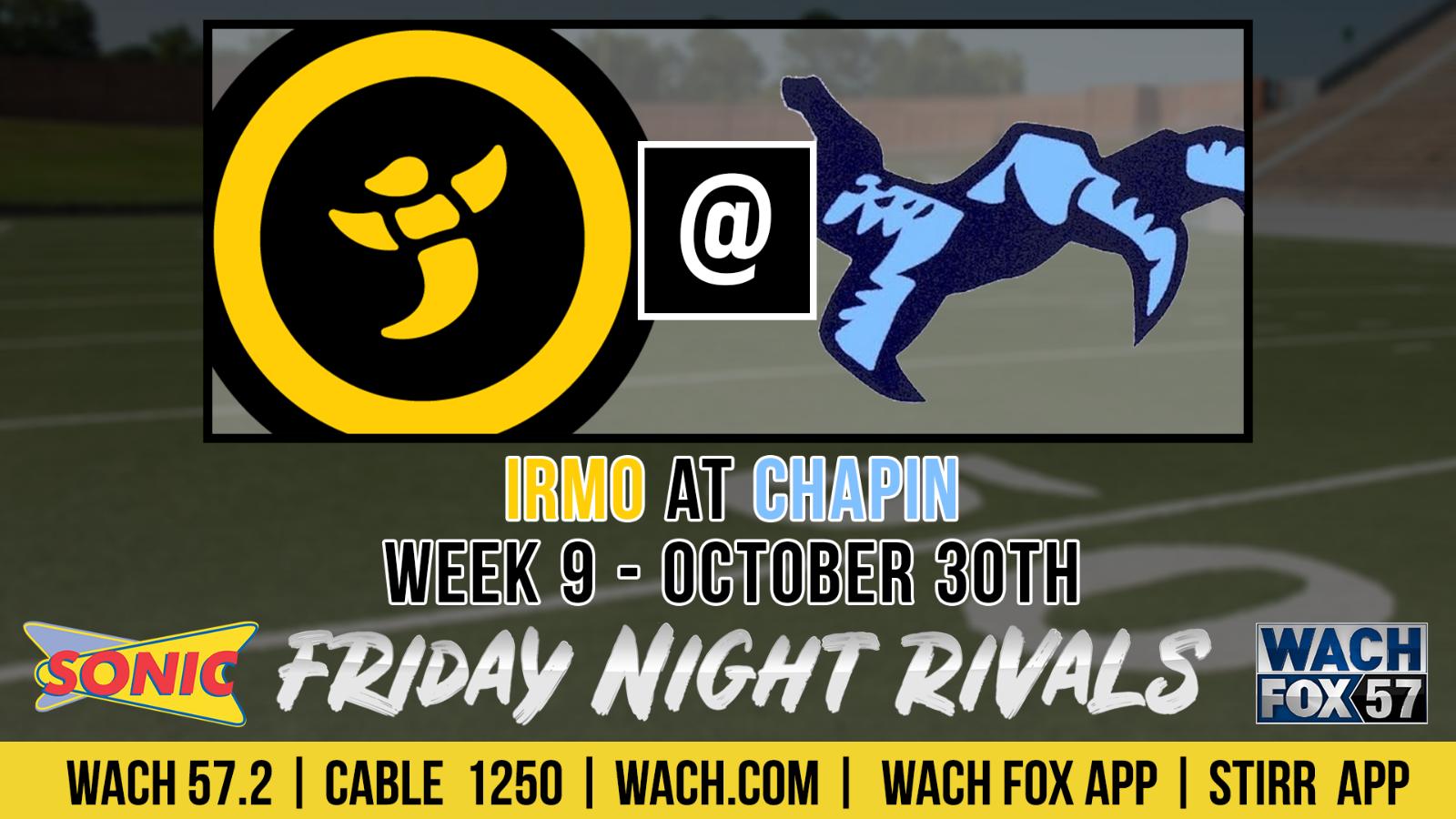 Friday Night Rivals!!