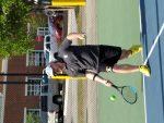 Boys Varsity Tennis beats Lugoff-Elgin 5 – 1