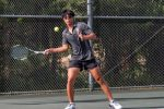 Boys Varsity Tennis beats Travelers Rest in First Round of Playoffs