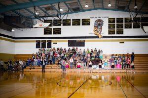 CCHS Basketball Senior Night