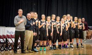 CCHS Girls Basketball vs Pueblo East 2017-02-24