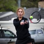 Girls State Tennis Brackets and Times