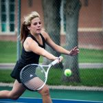 Canon City High School Girls Varsity Tennis beat Salida High School 7-0
