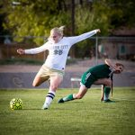 Canon City High School Girls Varsity Soccer beat Woodland Park High School 4-1