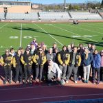 Canon City High School Boys Varsity Track finishes 15th place