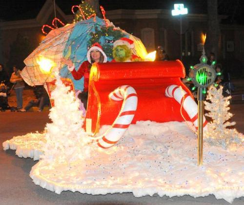 Christmas Parade!!!!!!!!!!!