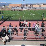 Boys Varsity Track finishes 9th place at Coronado Classic @ Garry Berry Stadium