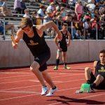 Boys Varsity Track finishes 6th place at Canon City Blossom Invite @ Canon City High School