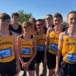 Boys Varsity Cross Country finishes 7th place at Invitational @ Royal Gorge Bridge and Park