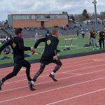 Boys Varsity Track finishes 8th place at Marauder Invite @ Garry Berry Stadium