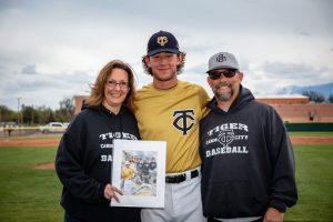 CCHS Baseball Senior Day