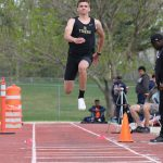 Boys Varsity Track finishes 5th place at CSML Meet @ Fountain Fort Carson High School