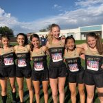CCHS Cross Country Competes at Widefield