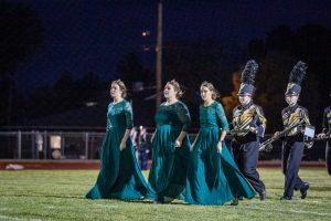 CCHS Band, Dance, Cheer 2019-10-18