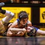 Wrestling Results from Wednesday's Win Over Widefield