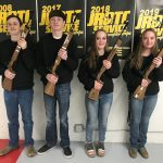 Rifle Team Heads to Regional Championship Match