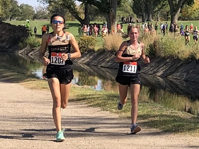CCHS Cross Country Teams End Season at Regional Championship