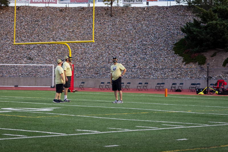 Football! CCHS vs Pueblo Centennial 2020-10-09