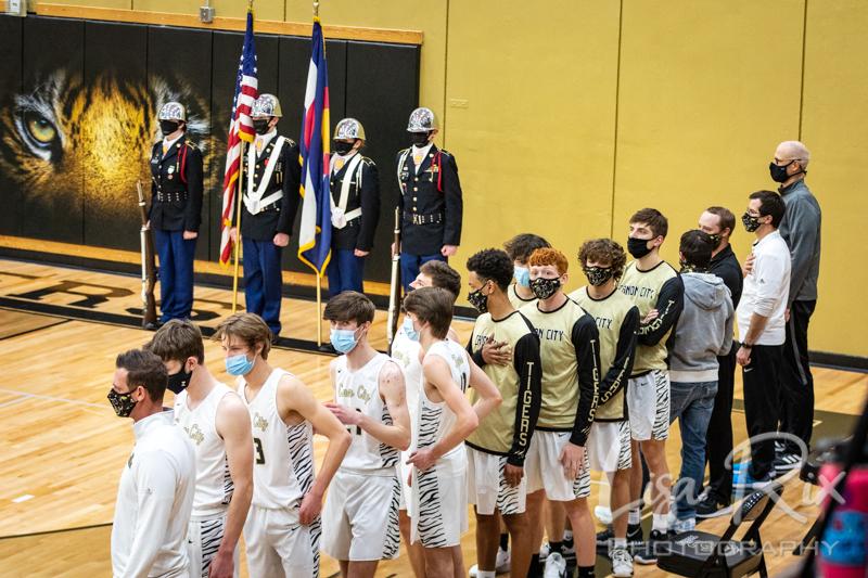CCHS Varsity vs Coronado 2021-02-08