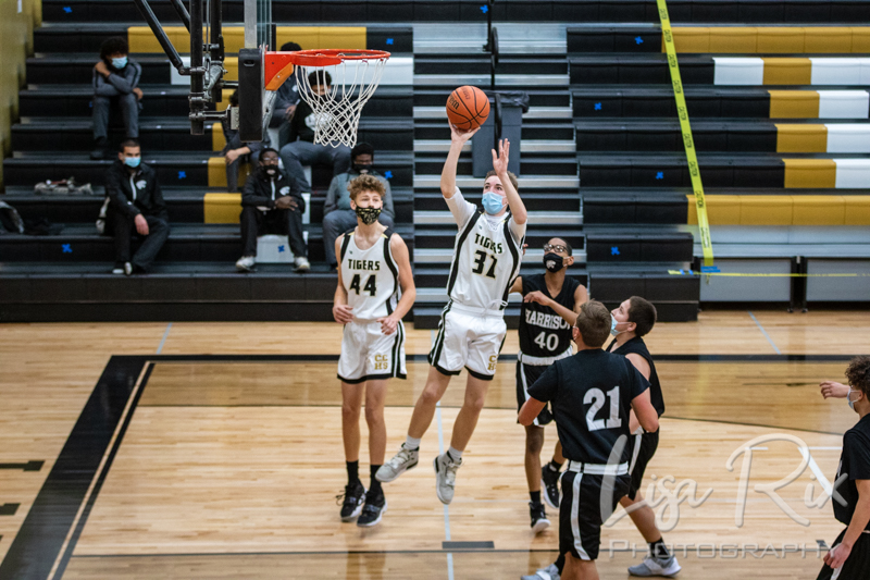 CCHS C Team vs Harrison 2021-02-26