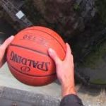 Basketball Ball Drop