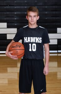 2017-18 JH Boys Basketball