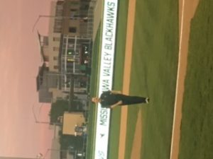 2018 Baseball Game at 5th/3rd Field