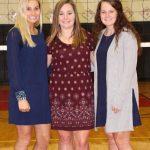 Ladyhawks Disappointed on Senior NIght