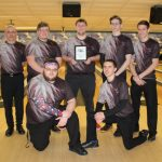 Boys Varsity Bowling finishes 1st place at W.O.H.S.B.C. Non-MAC Teams Championship