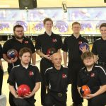 Boys Varsity Bowling makes it to top 8 at Centerville Sweet 16 Tournament