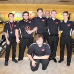 Boys Varsity Bowling finishes 2nd place at Loramie Invitational