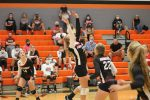 Varsity Volleyball comes up short against Ansonia