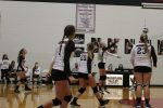 JV Volleyball plays well but can't stop Arcanum