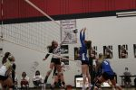 Varsity Volleyball comes up short against Miami East