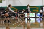Varsity Volleyball falls to Troy Christian