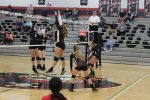 JV Volleyball comes back to win against Covington