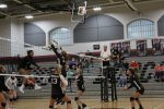 Varsity Volleyball falls to Covington