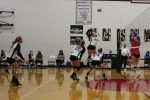 Varsity Volleyball drops match in 4 sets to Riverside