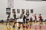 JV Volleyball comes back to crush Newton
