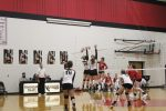 Varsity Volleyball comes up short against Newton