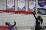 JV Volleyball outscored by Tri-Village