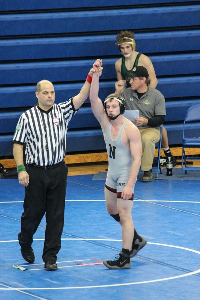 Wrestling: Mccracken Headed to State