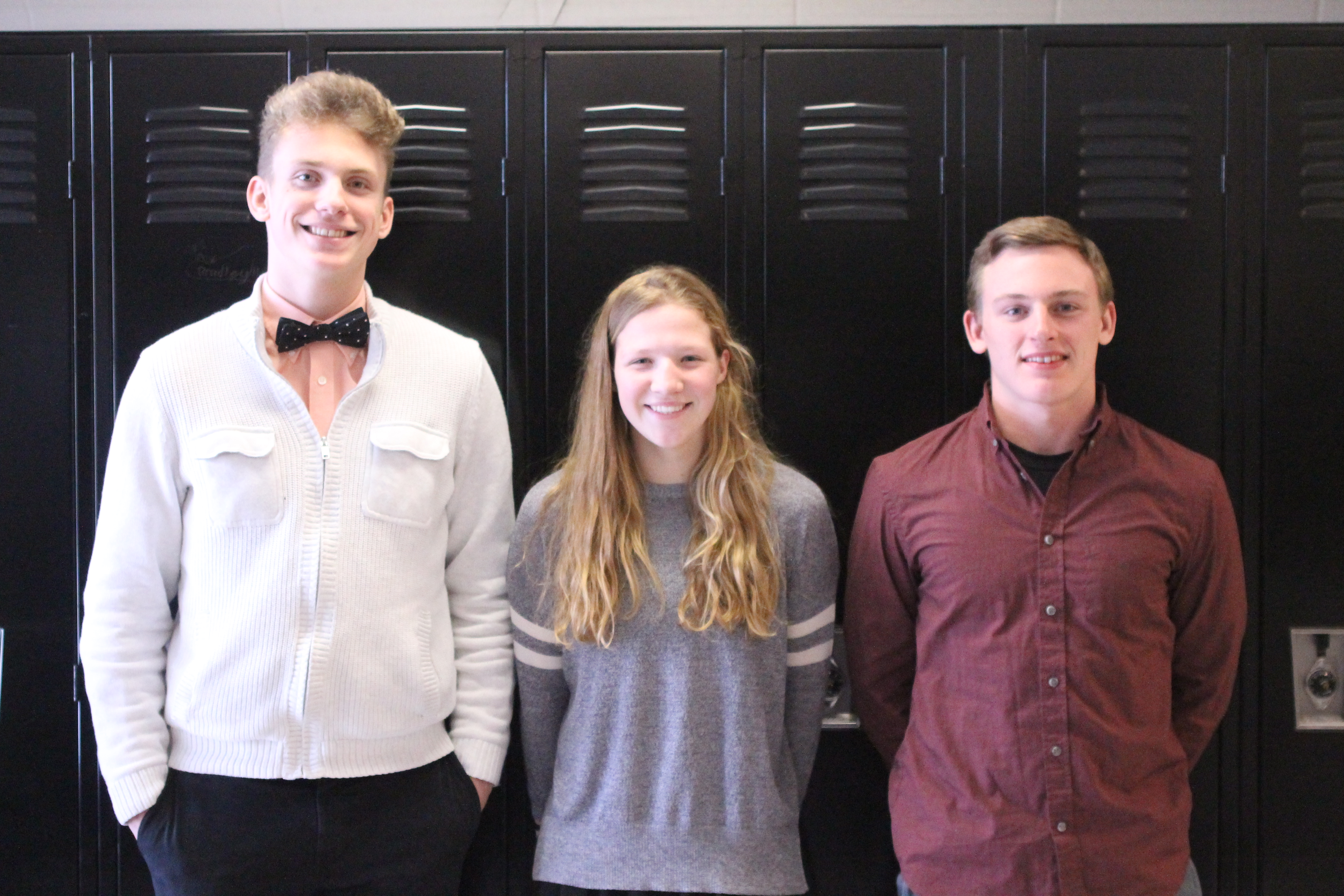 Winter All-Conference Athletes Announced
