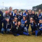 Ionia High School Junior Varsity Softball beat Ovid-Elsie 10-4